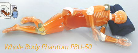 PH-4 CT Torso Phantom CTU-41