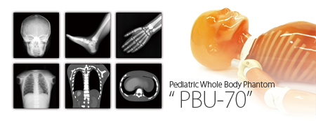 PH-2C Pediatric Whole Body Phantom