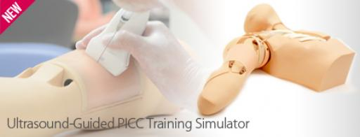 MW18 Ultrasound-Guided PICC Training Simulator
